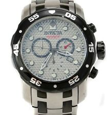 Invicta Pro Diver Master of the Ocean Chronograph Men's Watch New Battery