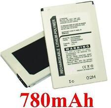 Batterie 780mAh Pour Creative Zen Micro