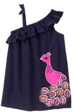 NWT Gymboree Spice Market Peacock Dress 18 24