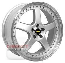 4x FR SILVER 20 inch Alloy Wheel FORD AU BA BF FG Skyline Compass Hilux 2x4 CX-5