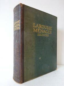 CHANCRIN, FAIDEAU. Larousse ménager. Dictionnaire illustré de la vie domestique.