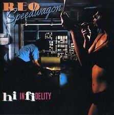 REO Speedwagon - Hi Infidelity [New CD]