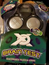 XO Brain test electronic puzzle game... Thousands of brain teasing puzzles!!!