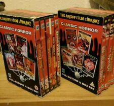 Arkoff Film Library vol. 1 + 2 DVD,  Boxsets mega rare uk oop bundle 1958 retro