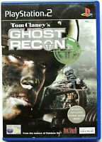Tom Clancy's Ghost Recon (Sony PlayStation 2, 2002, PAL) PS2
