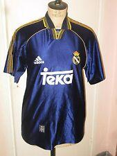 Maillot jersey shirt camiseta trikot REAL MADRID 1998-1999 Third adidas TEKA