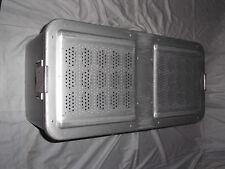 Aesculap Container gebraucht 57x28x25cm Outdoor Angeln Alu Box Klinik Kurios