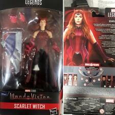Hasbro Marvel Legends Wanda Vision Scarlet Witch Action Figure - F0324
