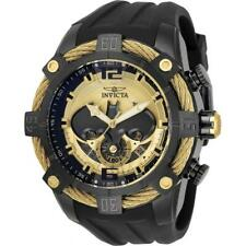 Invicta 33165 DC Comics 51MM Men's Batman Black Polyurethane Watch
