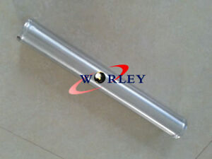 """2.5"""" inch 63mm Aluminum Pipe Piping Straight Tube Tubing Intercooler L=300mm"""