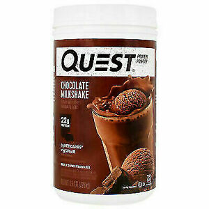 Quest Nutrition NPPCMC4M1 Chocolate or Vanilla Milkshake Protein Powder