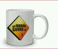 TAZAS DE CERAMICA PERSONALIZADAS MUG EL HORMIGUERO 3.0 CUPS.  Desayuno Breakfast