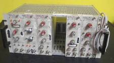 Honeywell 7806 NIM BIN System with 1022-1 Module 4827 4820 4827 4822 4821 Exc!