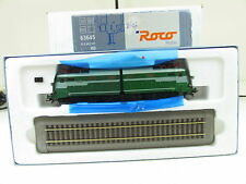 Roco H0 Platin 63645 Digital E-LOK 645 101 der FS  B299