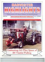International Harvester Farmall Tractor Pulling F-30, IH Farm Equipment Employee