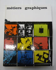metiers graphiques a m g 1969