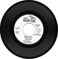 THE AD LIBS  - JOHNNY MY BOY - BLUE CAT  DEMO - VG++/EX CONDITION