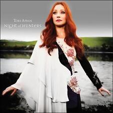 Night of Hunters [CD & DVD] by Tori Amos (CD, Sep-2011, 2 Discs, Deutsche Gramm…