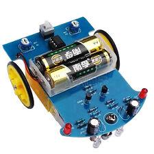 1X D2-1 Intelligent Tracking Line Car Kit Smart Motor DIY Toy Kits Verfolgung