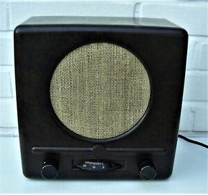 DKE  Volksempfänger als Bluetooth Lautsprecher+UKW Radio+USB+microSD