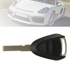 3 Button Remote Key Shell Fob Case for Porsche Cayenne 911 968 Boxter HAA blade