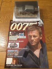 Diecast James Bond Collection Issue 79 Range Rover Sport Quantum Of Solace