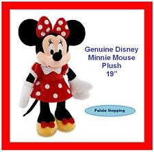 "FALALA GENUINE DISNEY MINNIE MOUSE 19"" RED DRESS PLUSH – MICKEY SWEETHEART"