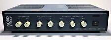 Vintage Arista Pa4060 4000 Series 60 Watt Public Address Amp | With Extras!
