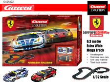 1/32 CARRERA EVOLUTION SLOT CAR Set ~ Ferrari GT Racing Set ~ CA25222