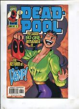 DEADPOOL #6 MAN, CHECK OUT THE HEAD ON THAT CHICK! (9.2) 1997