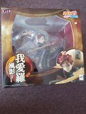 GEM Naruto Shippuden Gaara Kazekage 1/8 PVC Figure Megahouse AUTHENTIC