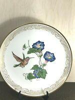 "Vintage Edward Marshall Boehm ""HummingBird"" Collector Plate"