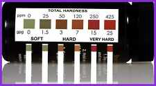 New listing Water Total Hardness Test Strips 150 Strip Mega Pack Best Kit For Accurate Quali