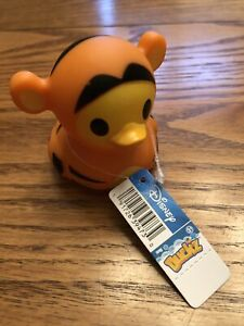 Disney Duckz Rubber Duck Tigger From Winnie The Pooh - New With Tag 2020