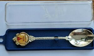Vintage Silverplated Butlins Spoon