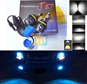 LED Kit C 80W 9007 HB5 10000K Blue Head Light Two Bulbs Hi/Lo Dual Beam Replace
