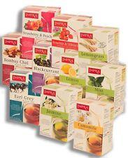 Flavored Tea set  10 packs (25 tea bags each) Impra