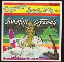 "7"" Sunshine Family Espana Boot Mix Vol. 1 80`s ZYX Italo Dance"
