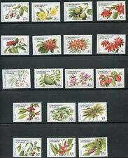 STAMP / TIMBRE COMMONWEALTH OF DOMINICA NEUF SERIE N° 694a/711 ** COTE + 40 €