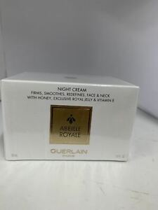 Guerlain Abeille Royale Night Cream 50ml 1.7 oz 17DEC20
