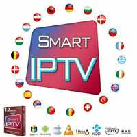 Worldwide Stable IPTV Support For all devices 3 Month With Guarantee