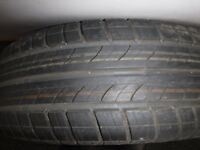 185/60R17C 185 60 17 Continental VanContact 96/94R New Tyre * Old Stock *