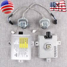 New For Honda Acura Xenon Mazda 3 Ballast & Igniter Set HID Control Inverter