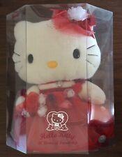 Rare #1359/3500 Hello Kitty Sanrio 30Th Anniversary Plush Limited Edition Doll
