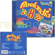 "CRISTINA D'AVENA ""FIVELANDIA 8"" RARO CD 2006 - SIGILLATO"