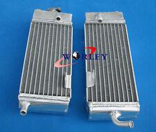 Aluminum radiator YAMAHA YZ125 YZ 125 2-STROKE 1989-1992 1990 1991 89 90 91 92
