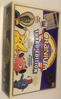 Cranium Turbo Edition Interactive Adult Teen Party Board Game Night Open Box