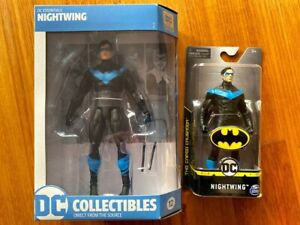 Nightwing Figures – DC Essentials Brand New in Box Pick up Only