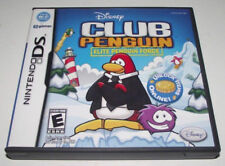 Club Penguin Elite Penguin Force Nintendo DS 3DS Game *Complete*