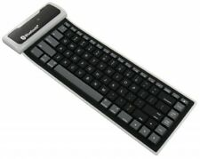Flexible drahtlose bluetooth Tastatur